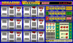 Major Millions Megaspin Jackpot Slot