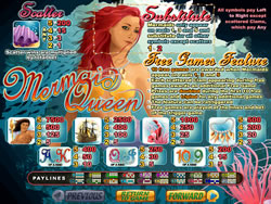 Mermaid Queen Payscreen